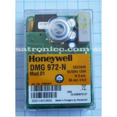Автомат горения Honeywell DMG 972-N mod.01