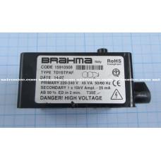 Трансформатор поджига Brahma TD1STPAF, code 15910508