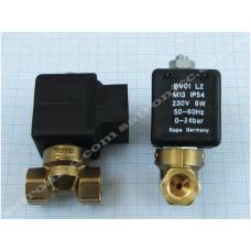 Клапан электромагнитный RAPA BV01 L2