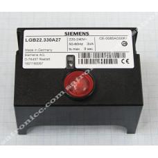Автомат горения Siemens LGB22.330A27