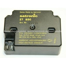 Трансформатор поджига Satronic ZT 930