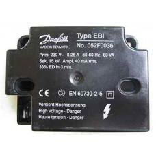 Трансформатор поджига Danfoss EBI 052F0036